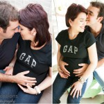 Catrine and Altus | Maternity shoot | Paarl